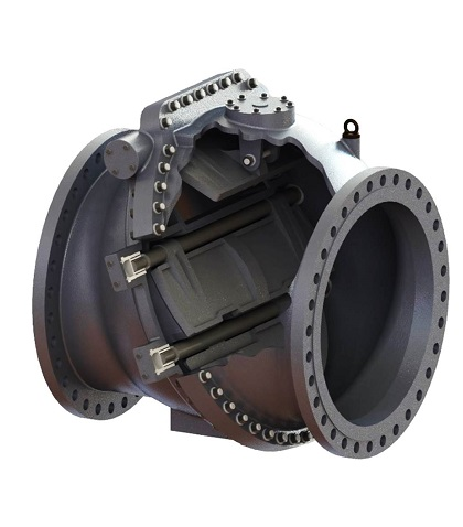 Marine and Exotic Alloy Check Valves