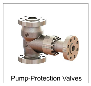Minimum Flow Valves